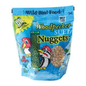 C & S Woodpecker Suet Nuggets