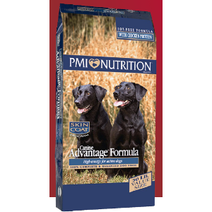 PMI Nutrition Canine Advantage Dog Food
