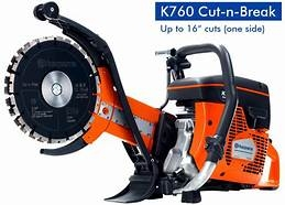 K760 Cut-n-Break Saw