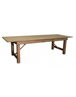 Table--Farm Rustic  9'x40