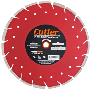 Cutter Diamond The One Blade
