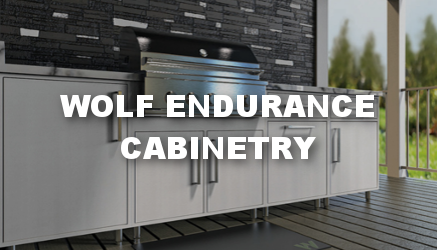 Wolf Outdoor Endurance Cabinetry