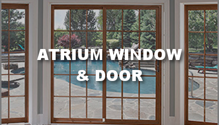 Atrium Doors & Windows
