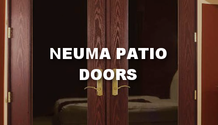 Nuema Patio Doors