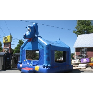 Blues Clues Puppy Bounce House