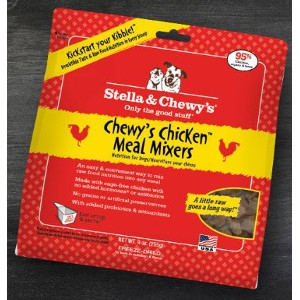 Chewy's Chicken Meal Mixers 3.5 oz.