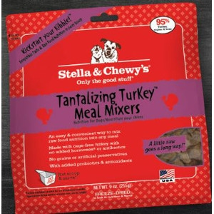 Tantalizing Turkey Meal Mixers 3.5 oz.