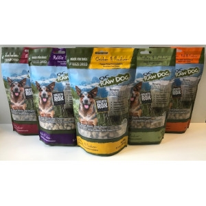 OC Raw Dog Freeze Dried Treats