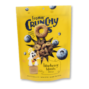 Fromm Blueberry Crunchy O's