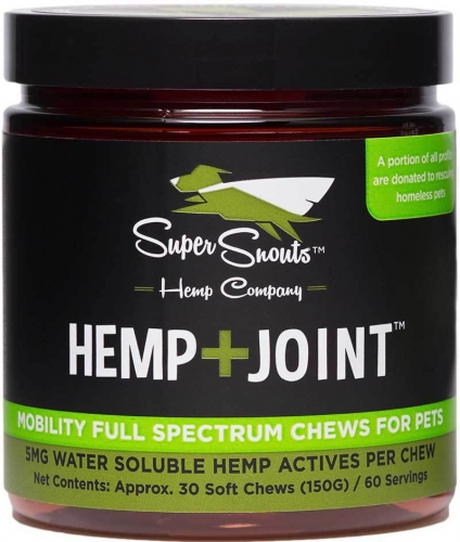 Super Snout Hemp & Joint Functional Soft Chews