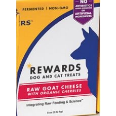Answers Rewards Raw Goat Cheese With Cranberries
