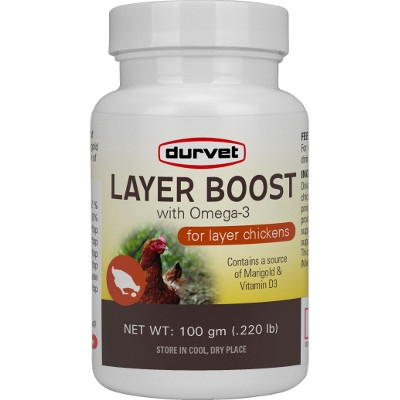 Layer Boost with Omega-3 for Layer Chickens