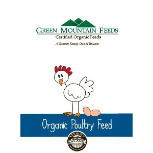 Green Mountain Feeds Organic Scratch Feed