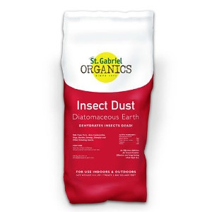 Insect Dust - Food Grade, Diatomaceous Earth