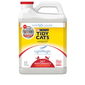 Tidy Cats 24/7 Performance LightWeight Cat Litter 8.5 lb. Jug