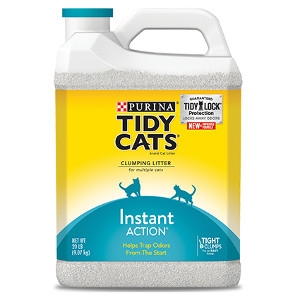 Tidy Cats Instant Action Non-Clumping Cat Litter 20 lb. Jug