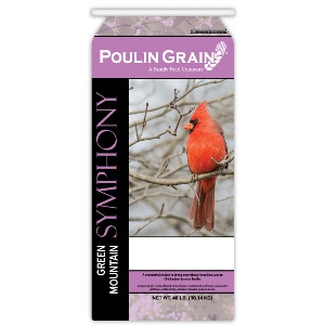 Green Mountain Symphony Bird Food