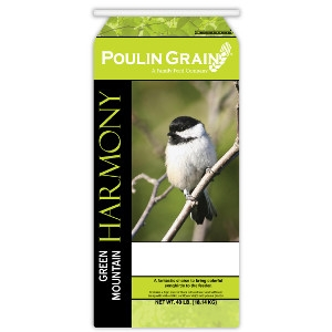 Green Mountain Harmony Bird Food