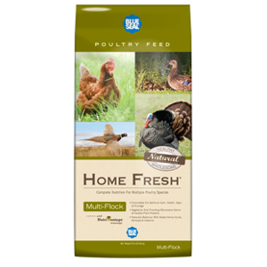 Home Fresh Multi-Flock Chick N Game Starter/Grower Crumble