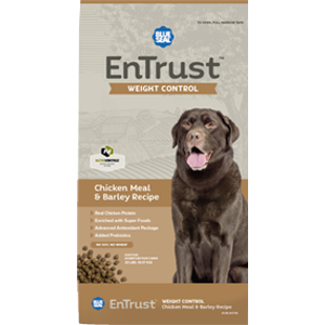 EnTrust Weight Control - Chicken Meal & Barley Recipe