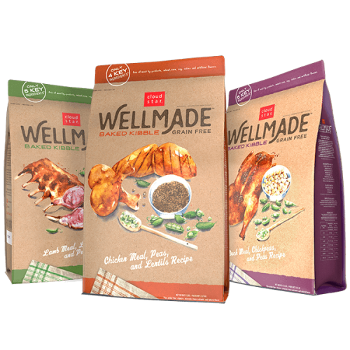 25% Off NEW Wellmade Baked Kibble Dog Food