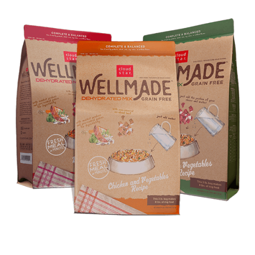 25% off NEW Wellmade Dehydrated Dog Foods