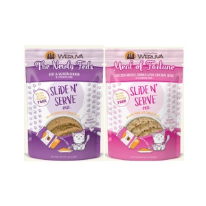 Weruva Slide N' Serve Pouches- Buy 2, Get 1 Free