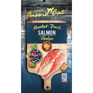 Fussie Cat Market Fresh Salmon Recipe