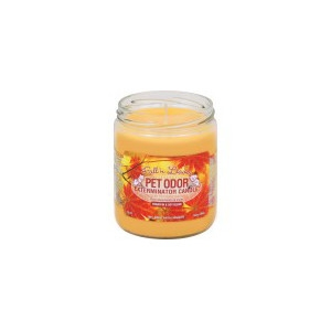 Pet Odor Exterminator Candle Fall N Leaves Scent