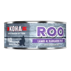 Koha Lamb and Kangaroo Pate Wet Cat Food