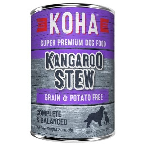 Koha Kangaroo Stew Wet Dog Food