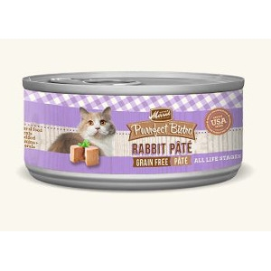 Purrfect Bistro Rabbit Pate 5.5 oz.