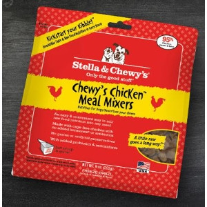 Chewy's Chicken Meal Mixers 18.0 oz.