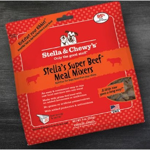 Stella's Super Beef Meal Mixers 18.0 oz