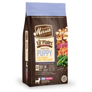 Lil' Plates Grain Free Puppy Real Chicken & Sweet Potato Recipe 12 Lb.