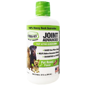 32oz. Liquid Vet Joint Advanced Pot Roast Flavor for Dogs