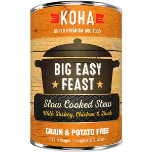 Koha Big Easy Feast Slow Cooked Stew