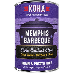 Koha Memphis Barbeque Slow Cooked Stew