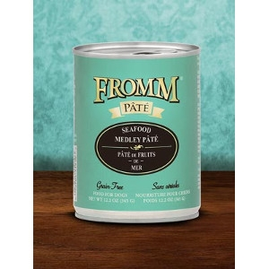 Fromm Seafood Medley Pâté 12.2oz Dog Food