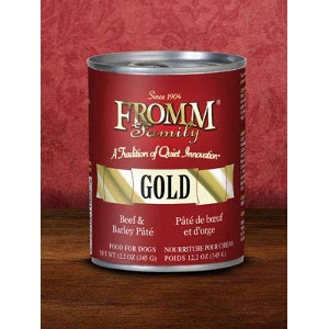 Fromm Beef & Barley Pâté 12.2oz Dog Food