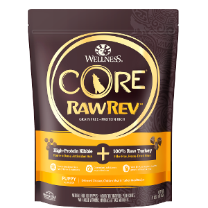 Wellness Core Raw Rev Puppy 10lb