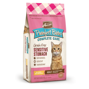 Merrick Purrfect Bistro Sensitive Stomach Cat 4 lb