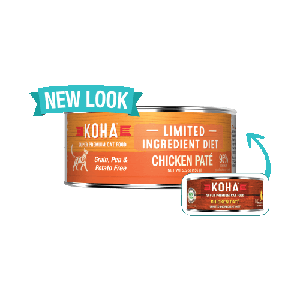 Koha Chicken Pate 3oz can cat