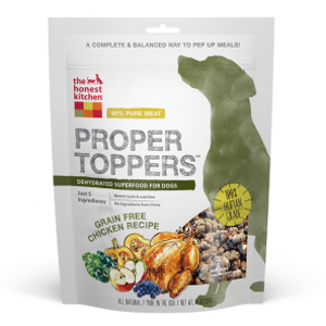 The Honest Kitchen Proper Toppers- Chicken