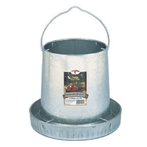 Little Giant 12 lb. Galvanized Hanging Feeder