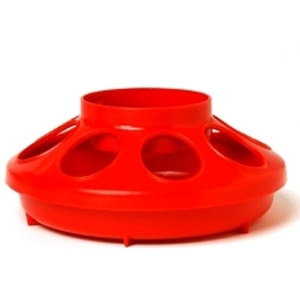 Little Giant Quart Plastic Feeder Base