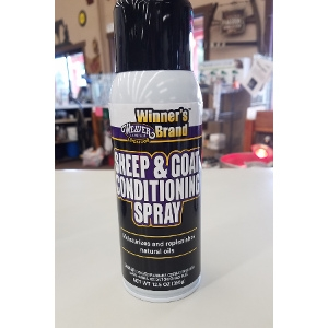 Weaver Winner's Brand Sheep and Goat Conditioning Spray