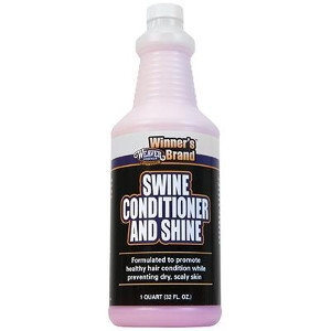 Weaver Winner's Brand Swine Conditioner and Shine