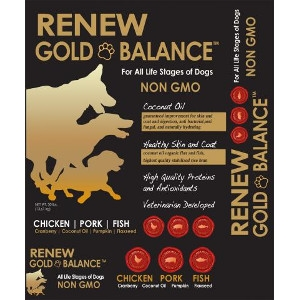 Renew Gold Balance Chicken & Pork Dog Food