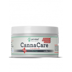 Canna Care Topical CBD Cream 1oz